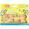 Overige merken Scrapcooking - Koekjesuitsteker - Ster / Star