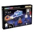 Laser Pegs Laser Pegs Heroes K9 Unit - bouwset