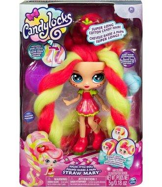 Candylocks Sugar Style Doll - Straw Mary - 18cm - pop