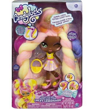 Candylocks Sugar Style Doll - Lacey Lemonade - 18cm - pop