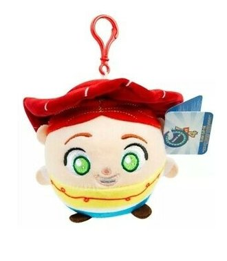 Toy Story 4 Jessy Pluche clip-on Squeezy 12cm - sleutelhanger knuffel