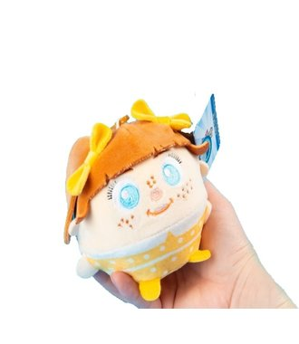 Toy Story 4 Gabby Pluche clip-on Squeezy 12cm - sleutelhanger knuffel