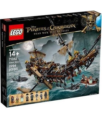 LEGO Pirates of the Caribbean Silent Mary - 71042