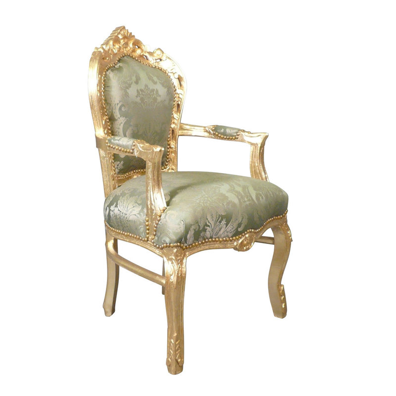 LC Baroque dining room armchair Milano