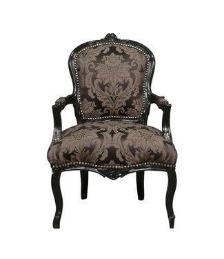LC Barok dames stoel