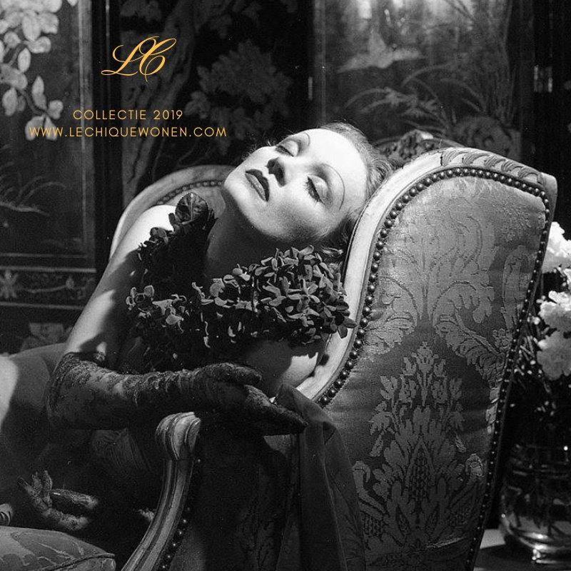 LC Barok dames stoel passion