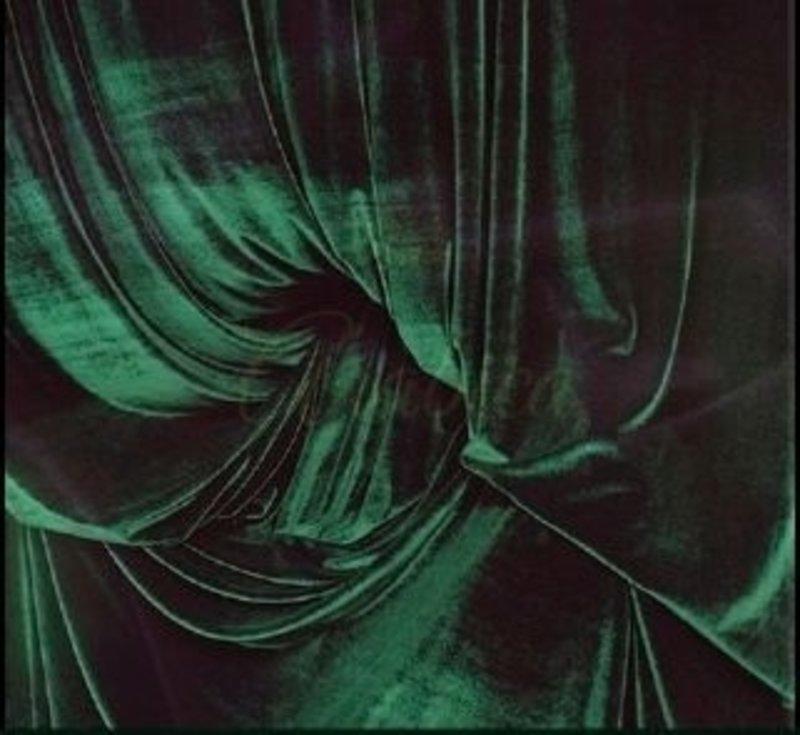 Wafaa Okka  Armchair Arabica green jade