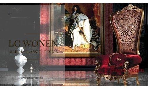 Baroque thrones