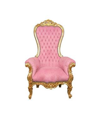 LC Modèle de trône baroque diva
