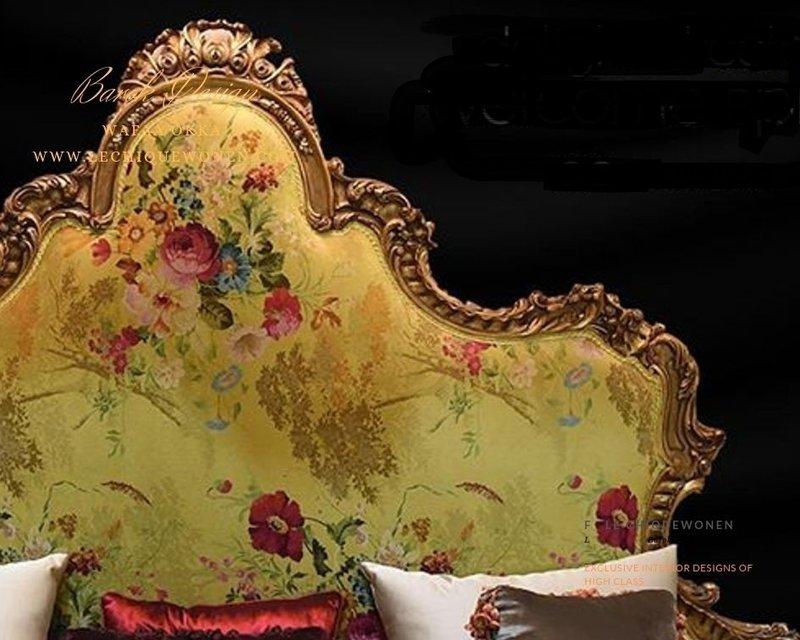 Wafaa Okka   Slaapkamer meubels Monaco