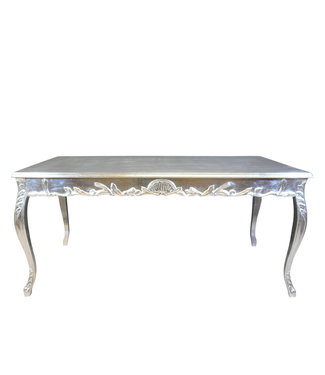LC Silver baroque table