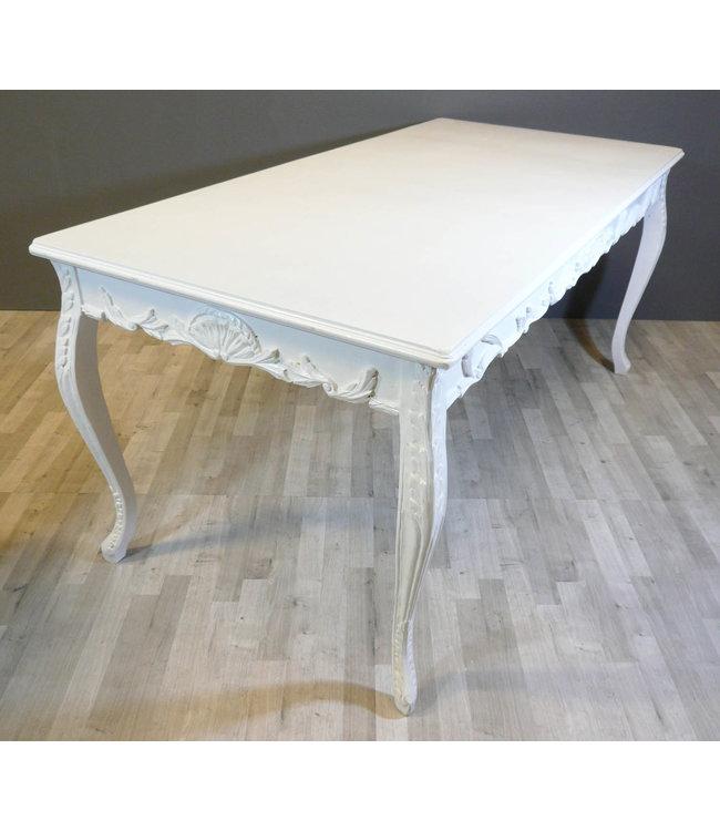 LC Blanc  baroque en argent
