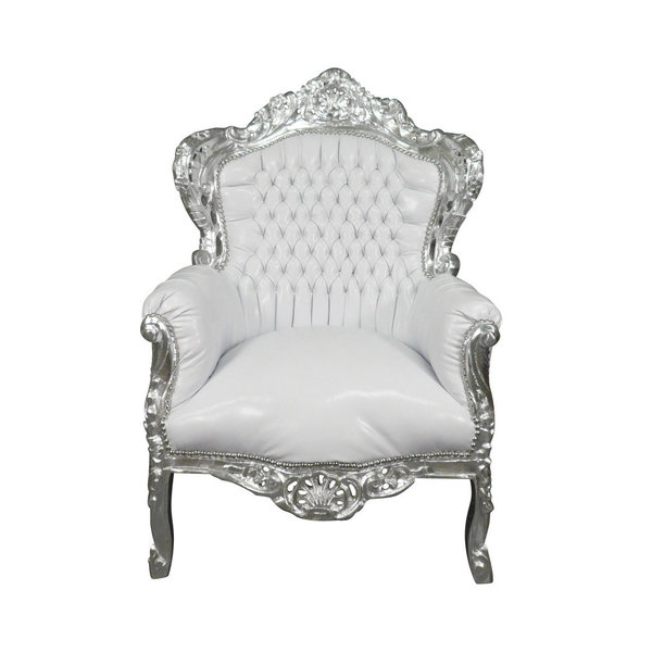 Royal Decoration   Baroque armchair Romantica