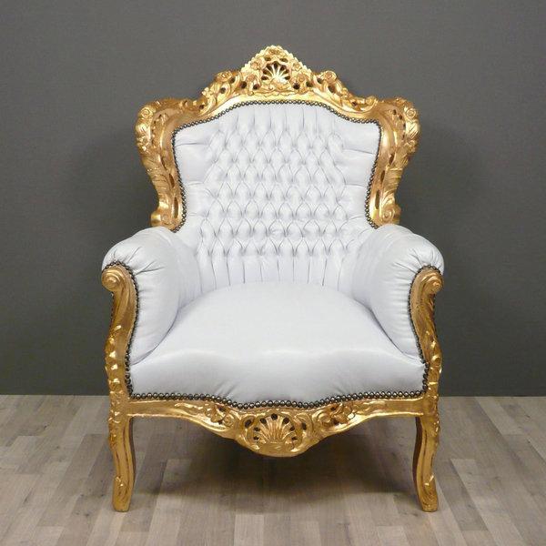 LC Fauteuil baroque Romantica