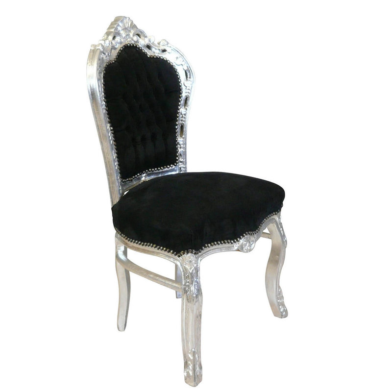 Royal Decoration   zilver zwart