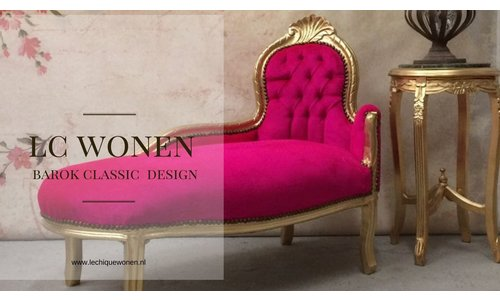 Salon baroque moderne