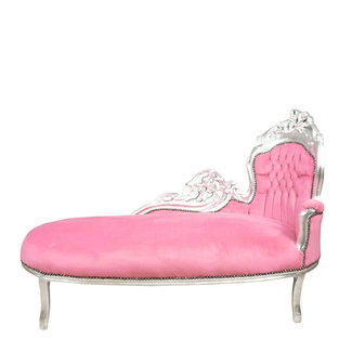 Royal Decoration   Baroque chaise lounge