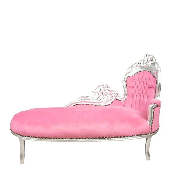 Royal Decoration   Barok chaise lounge