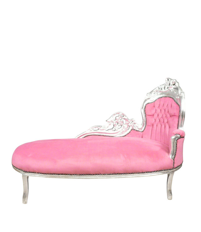 Royal Decoration   Chaise longue baroque