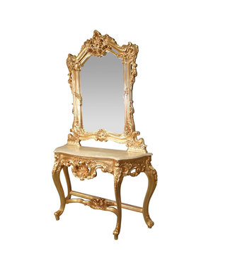 LC Baroque dressing table lady Napoli