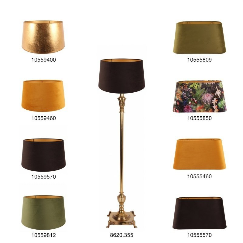 Dutch & Style Lamp base 87 cm gold