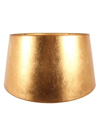 Dutch & Style Lampenkap Gold  rond 50 cm   - Copy