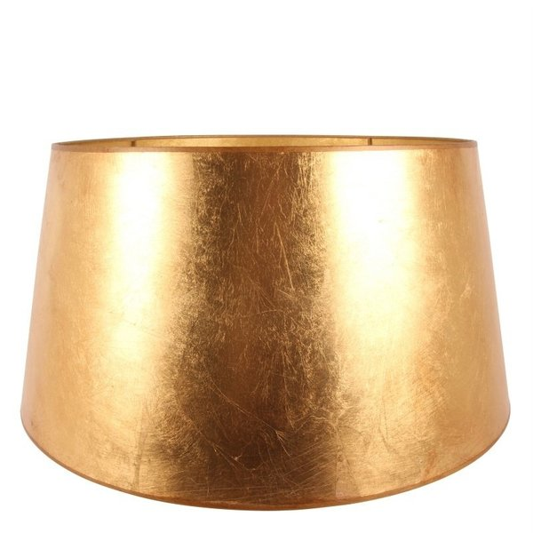 Dutch & Style Lampshade Gold   around 50 cm passion