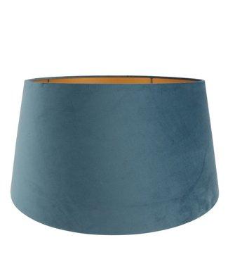 Dutch & Style Lampenkap Blauw rond 50 cm