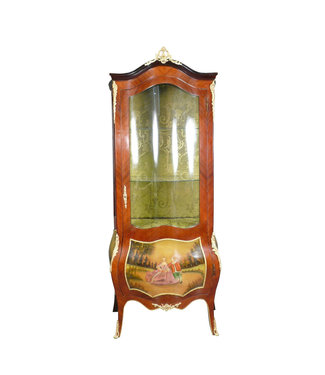 Royal Decoration   Barok vitrine kast