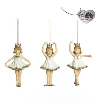 Good Will  Princesse ballerine