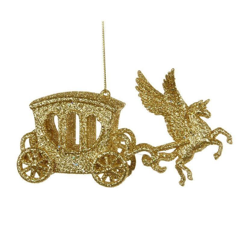 Good Will  CARRIAGE ORN GLD PER ITEM