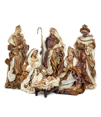 Good Will  Holy family set