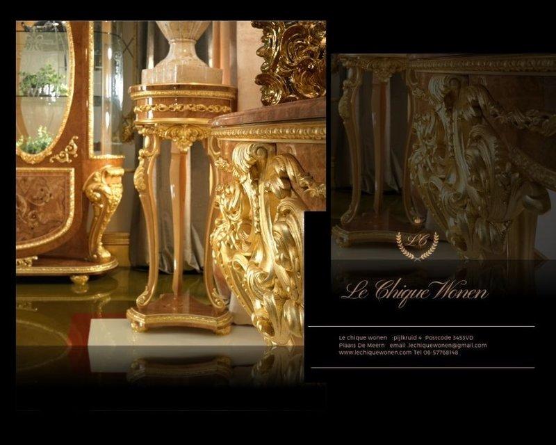LC Louis XV nachtkastje