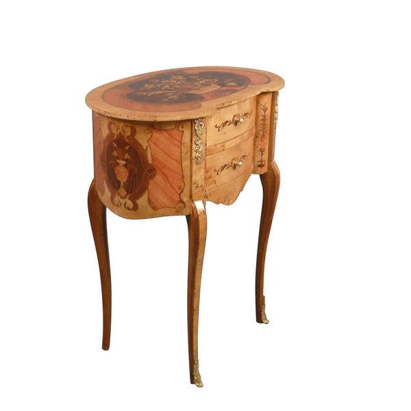 LC Chevet Louis XV