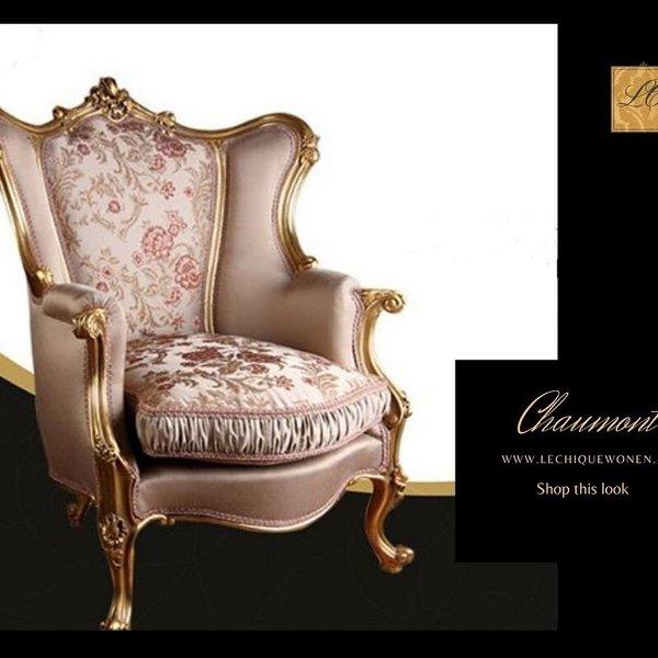 Wafaa Okka  Chaumont Armchair