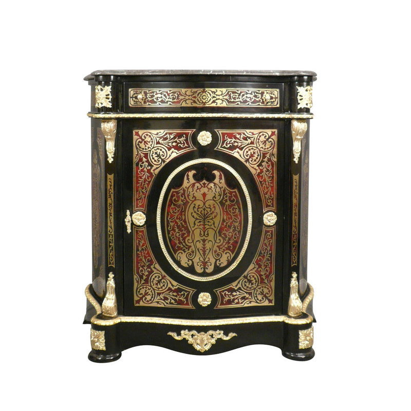 LC Napoleon  dresser in Boulle style