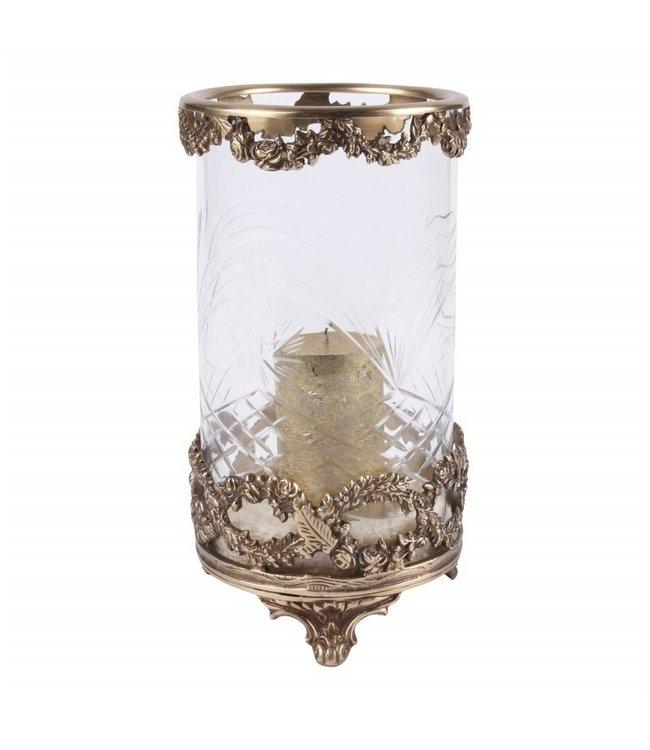 Dutch & Style Windlicht Tara 24 cm