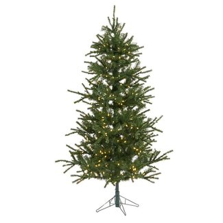 Good Will  LED LIT SLIM PINE TREE