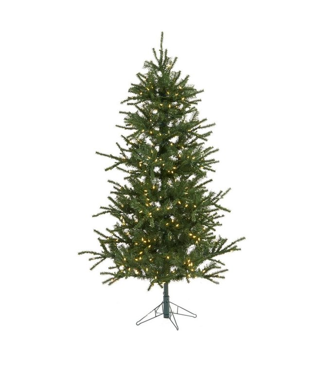 Good Will  LED LIT SLIM PINE TREE
