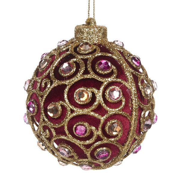 Good Will  Jewel velvet ball