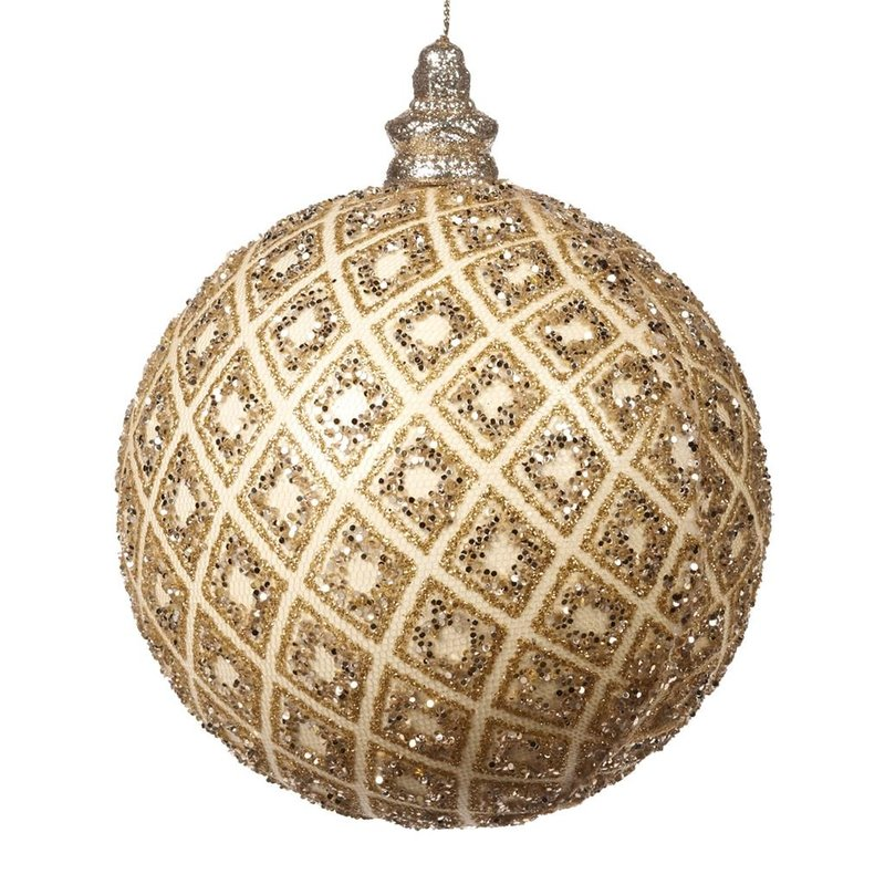 Good Will  Ball Gold Cream