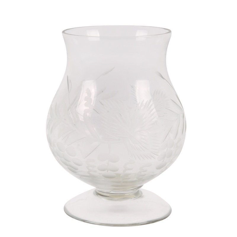 Dutch & Style Windlight Glass Set  14 cm