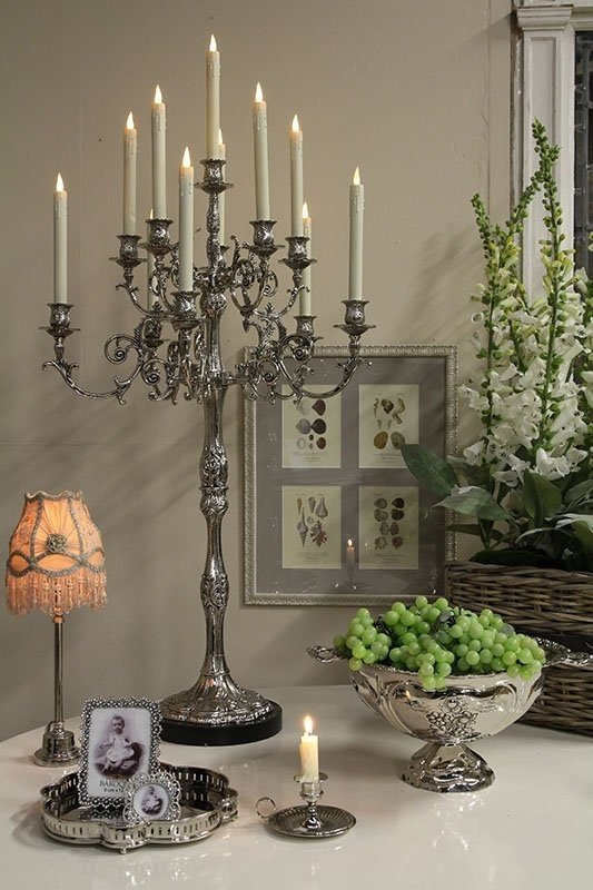 Dutch & Style Candle holder 97 cm