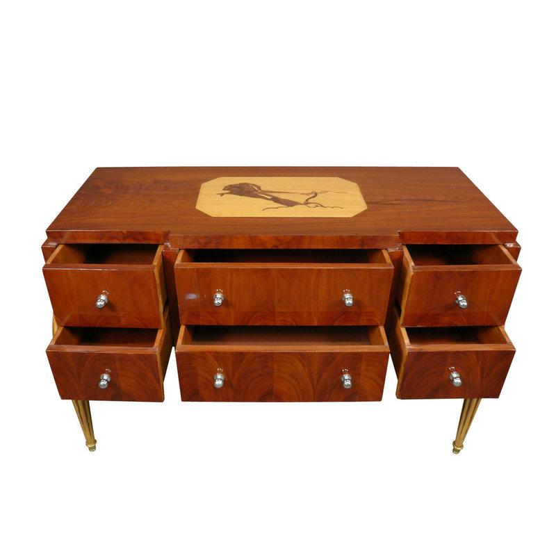 LC Art Deco dresser
