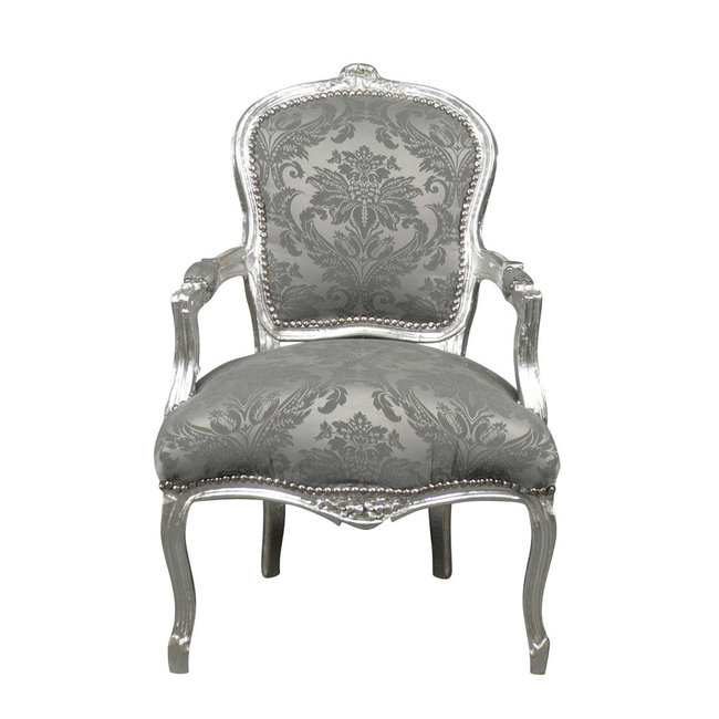 LC Chaise de Salon Baroque Venise