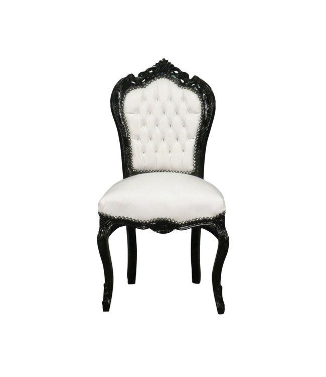 Barok Stoelen Utrecht.Dining Room Chair Pierrot Style Baroque Le Chique Wonen
