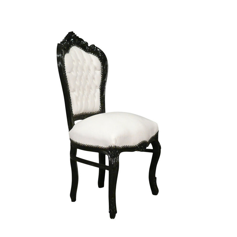 LC Dining room chair Pierrot style baroque