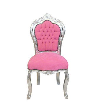 LC Dining room chair Lady Pink