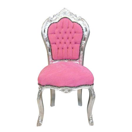 LC Chaise de salle à manger Lady Rose