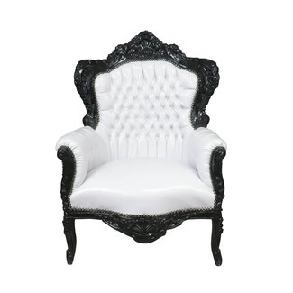 Royal Decoration   Fauteuil Barrot Pierrot